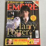 Empire Magazine December 2001 issue 150 Harry Potter